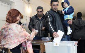 Правящая партия Армении сохранила свой статус