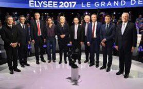 Меланшон выиграл предвыборные дебаты во Франции