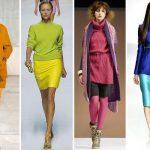 Цвета в одежде: от нежной нимфетки до роковой стервы