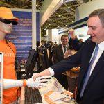 В Москве открылась крупнейшая выставка информационных технологий