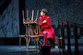 На сто лет моложе. Пермский театр перенес действие оперы «Богема» в 60-е
