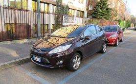 В центре Милана подорожала парковка