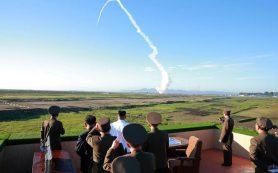 РФ призвала мировых игроков к сдержанности после ракетного пуска КНДР
