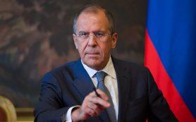 Сегодня глава МИД России встретится с президентом США