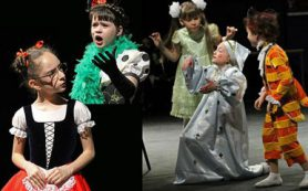 Мариинский театр впервые проводит смотр детских музыкальных театров-студий