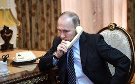 Сенатор Косачев прокомментировал разговор Путина и Трампа