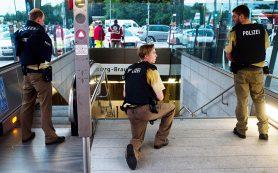 Полиция: Стрельба в Мюнхене не была терактом