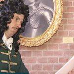 В день 345-летия со дня рождения Петра I в Калининграде воссоздали кабинет царя-реформатора