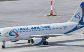 «Уральские авиалинии» летят из «Жуковского» в Симферополь