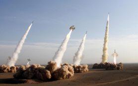 Северная Корея запустила несколько противокорабельных ракет