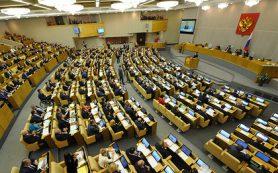 Госдума приняла в первом чтении поправки в бюджет на 2017 год