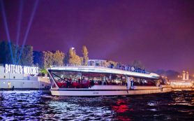 Круиз по Сене – отличная возможность познакомиться с Францией