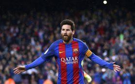 «Барселона» подтвердила продление контракта с Месси