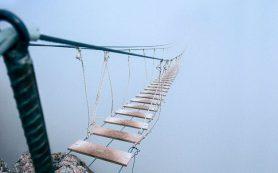 В Ялте открылся самый длинный в Крыму подвесной мост