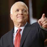 Трамп выразил поддержку Маккейну
