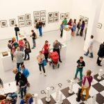 """В Мультимедиа Арт Музее проходит выставка """"Личный контакт. Архитектурная графика"""""""