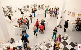В Мультимедиа Арт Музее проходит выставка «Личный контакт. Архитектурная графика»