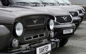 УАЗ начнет выпуск праворульной модели внедорожника «Хантер» в 2018 году