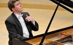 Выступлением Дениса Мацуева открылся новый сезон в Центре классической музыки во Владимире