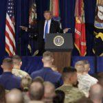 Трамп рассказал о решении оставить войска США в Афганистане