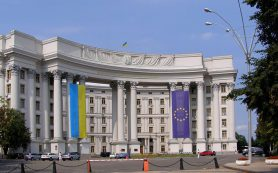 В МИД Украины раскритиковали идею о введении виз для россиян