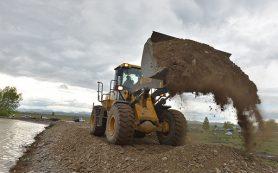 В Хакасии строительство опасного понтонного моста вызвало вопросы у общественности
