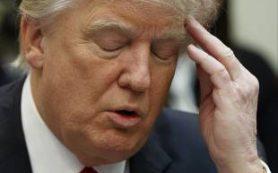 СМИ: Трамп был не согласен с новыми санкциями в отношении России