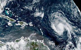 Ураган «Ирма» направился к Кубе и Флориде