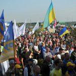 """Киев назвал """"прорыв Саакашвили"""" атакой на государственность"""