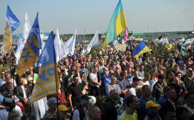 Киев назвал «прорыв Саакашвили» атакой на государственность