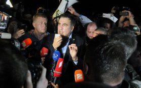 Сторонники Саакашвили рассказали о массовых арестах на Украине