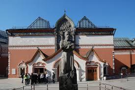 «Некто 1917» поселился в Третьяковской галерее. Интервью с сокуратором выставки Еленой Воронович
