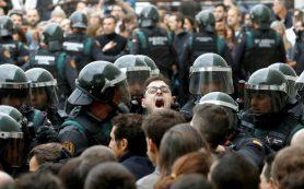 В ОБСЕ отчитали Мадрид за насилие в Каталонии