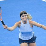 Первая ракетка турнира в Гонконге украинка Элина Свитолина снялась из-за травмы ноги