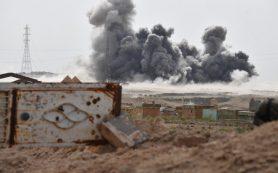 Минобороны сообщило об уничтожении семи командиров «ИГ» в Сирии