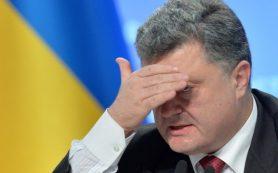 СБУ припугнула Порошенко сменой власти в стране