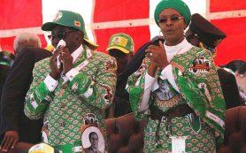 Правящая партия Зимбабве поставила ультиматум президенту Мугабе