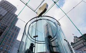 Капитализация Apple превысила 900 миллиардов долларов