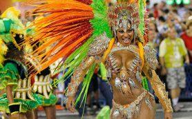 Карнавал в Рио-де-Жанейро начнется 9 февраля