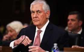 В Белом доме рассказали об отставке Тиллерсона