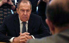 Лавров назвал главную антитеррористическую задачу в Сирии