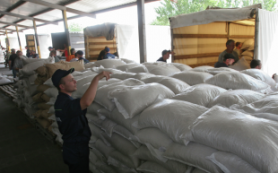 ООН прекратит поставку продовольствия в Донбасс