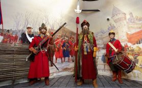 В «Стрелецких палатах» поселились «Служилые люди государства Московского»