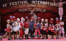 Артисты «Росгосцирка» стали лауреатами фестиваля в Монте-Карло