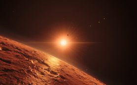 Исследователи открывают новые подробности о планетах системы TRAPPIST-1