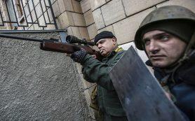 Грузинский снайпер назвал имена причастных к расстрелам на майдане