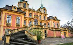 В Германии год культурного наследия пройдет в замках, дворцах и парка