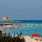 На итальянском курорте запретят ходить на пляж с полотенцем