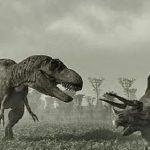 Динозавры стали жертвами своего успеха
