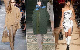 Какие аксессуары носить в 2018